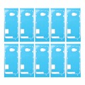 iPartsBuy 10 PCS for Galaxy A7 (2016) / A7100 Back Rear Housing Cover Adhesive