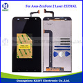 De calidad superior original de pantalla lcd para asus zenfone 2 laser ze551kl z00td lcd montaje de la pantalla táctil del digitizador + herramientas