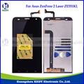 Top qualidade original display lcd para asus zenfone 2 laser ze551kl z00td lcd tela de toque digitador assembléia + ferramentas