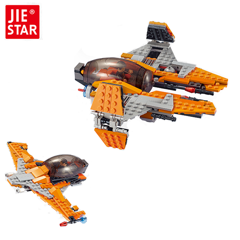 290pcs Star Wars 2 in 1 Spaceship Fighter Clone Wars fighter Starwars troopers Ships Building Blocks Compatible with 05030 3pcs star wars warships spaceship clone troopers building blocks mini sets bricks figures kids toys compatible with legoeingly