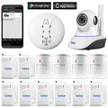 HD 720P Wifi Camera Wireless CCTV Home alarm system camera Indoor Video Camera Security Support 32G Card Pet friendly sensor