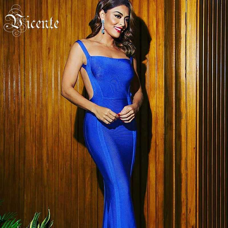 aecb3c16f6 Detail Feedback Questions about Vicente 2019 New HOT Elegant Blue ...