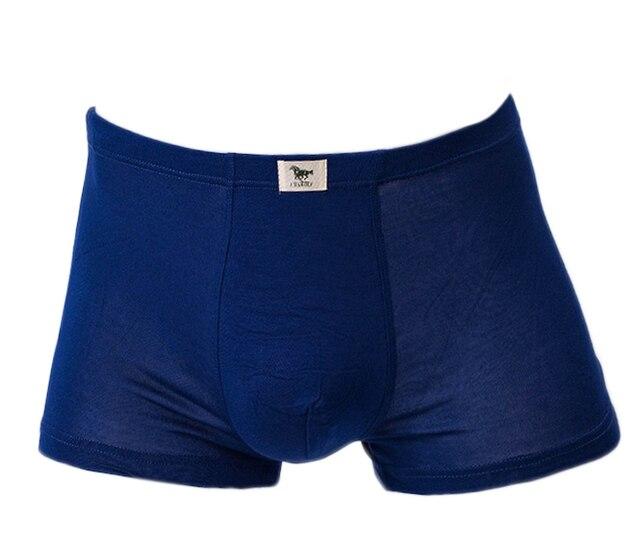e2b5bc4c862e Custom Made: Comfort Microfiber Men Seamless Stretch Boxer Shorts Underwear  Men big size Soft drop ship