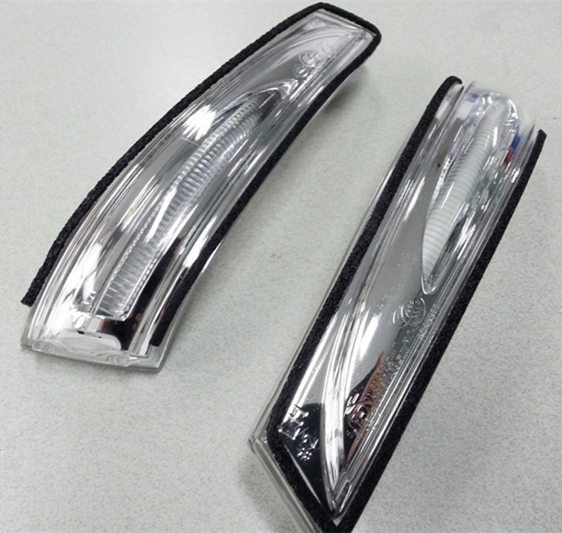 rear view mirror turn signal LED light side lamp Clearance lights for Hyundai 11+ Elantra Veloster Avante MD