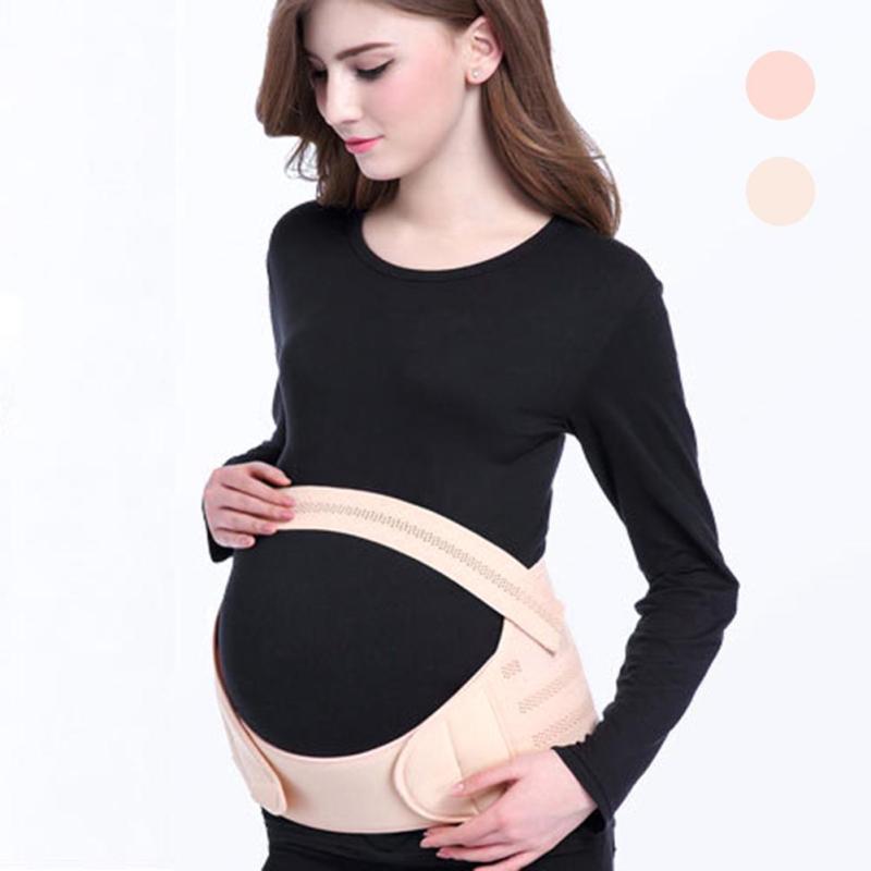 Bandage Pour Les Femmes Enceintes De Maternité Du Ventre Bandes et le soutien Grossesse Abdominale Ceinture Post-partum Prénatals Laisse Entendre vêtements B3