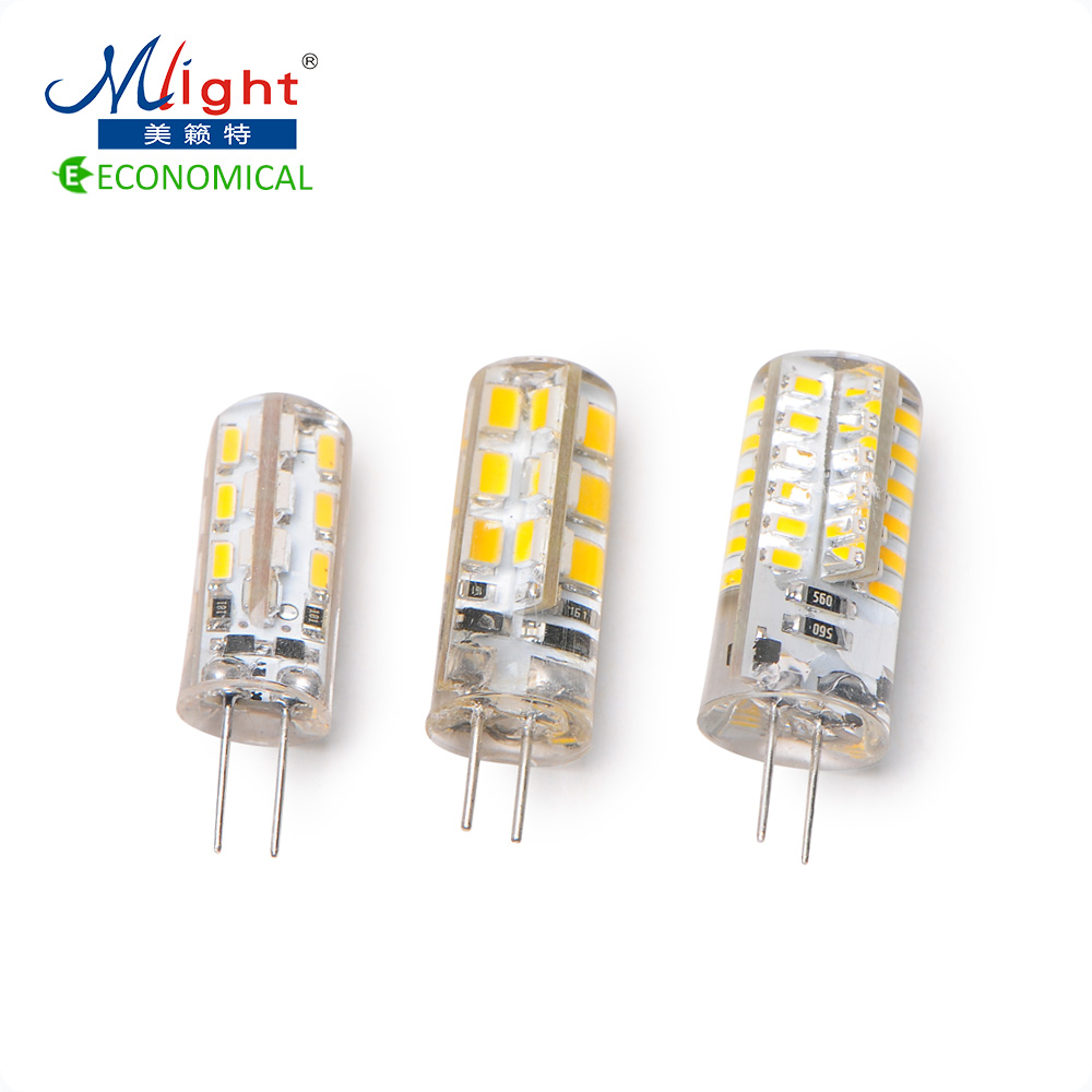 5pcs led g4 lamp bulb 3014smd dc 12v 2w 3w 4w led lights. Black Bedroom Furniture Sets. Home Design Ideas