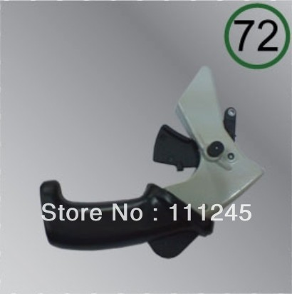 цена на REAR HANDLE BAR ASSEMBLY FOR CHAINSAW 070 090 090AV 090G MS 720 FREE SHIPPING NEW CHEAP CHAIN SAW HANDLEBAR AFTERMARKET PARTS