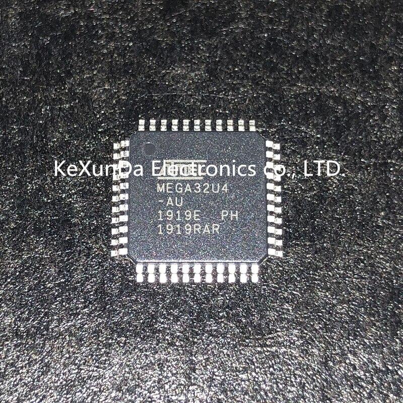 ATMEGA32U4 AU MEGA32U4 AU MEGA32U4 IC Original 50PCS/LOT MCU 8BIT 32KB FLASH 44TQFP NEWEST IN STOCK FREE SHIPPING-in Integrated Circuits from Electronic Components & Supplies    1