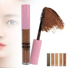 New Hot  Eeybrow 5 Colors Make Up Ladies  Long Lasting Eye Brown Mascara Waterproof Eye Brow Dye Cream