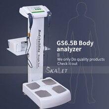 Новейшая электронная шкала для взвешивания по высоте человеческого тела анализатор элементов человеческого тела анализатор жировых отложений с принтером для Beau