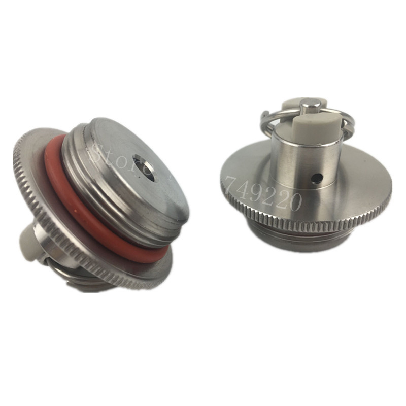 Homebrew 2L 3 6L 5L Mini Beer Growler Keg Lid With Pressure Relief Valve in Other Bar Accessories from Home Garden