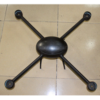 Full Carbon Fiber Quadcoper W Landing Gear 1755 Carbon Fiber Propeller For FPV Photogragh Light Weight