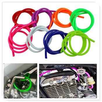 new Motorcycle plastic Line Rubber Fuel Gas Oil Tube Hose Petrol Pipe FOR HONDA CR80R 85R CRF150R CR125R 250R CRF250R image