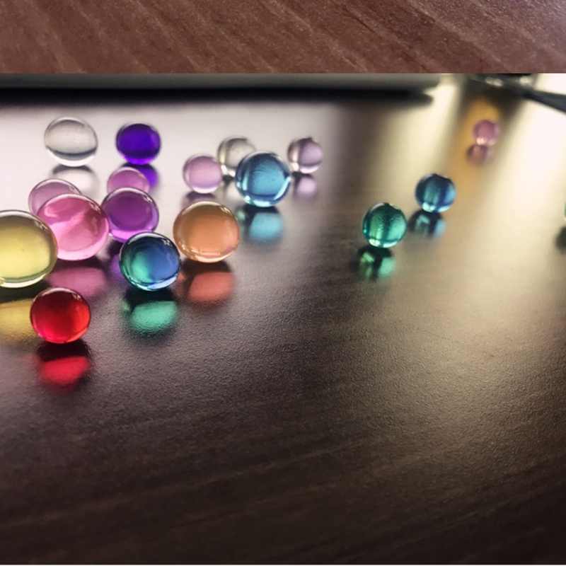 Image 4 - JIMITU 10000pcs/bag Crystal Soil Hydrogel Gel Polymer Orbiz Water Beads Flower/Wedding/Decoration Maison Growing Water Balls-in Toy Balls from Toys & Hobbies