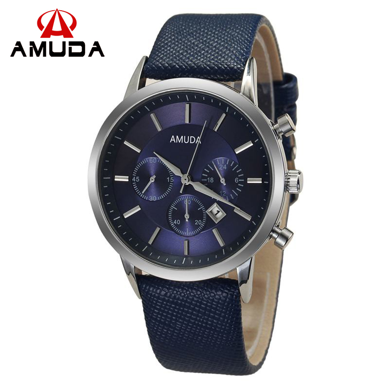 2016 mens watches brand luxury casual
