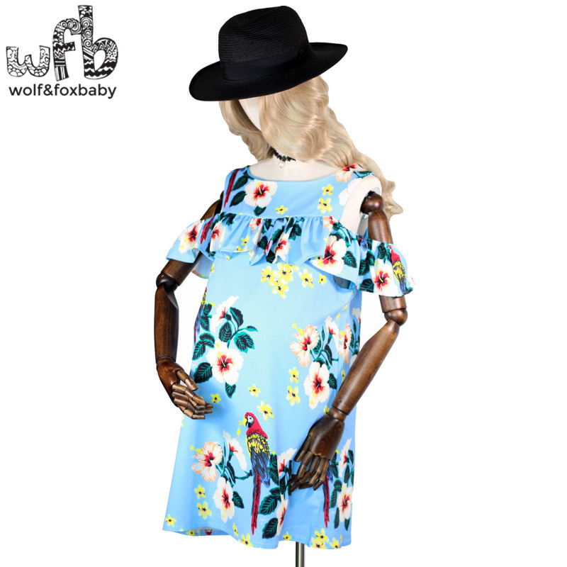 Retail Pregnant women Large size dress printing flower short sleeve Slim Fit Strapless O-neck casual dress summer