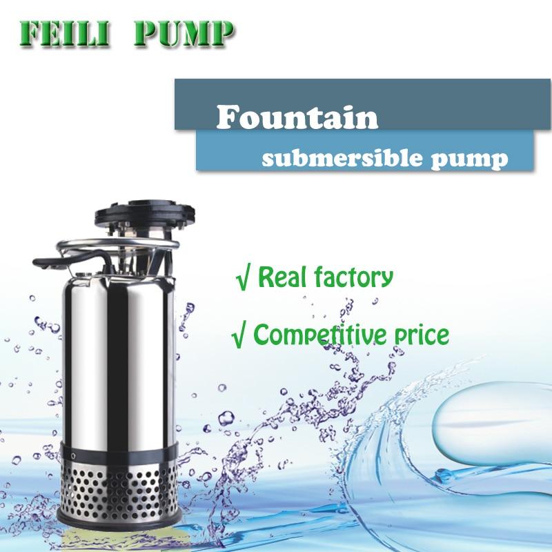 high quality stainless steel pump Beijing Olympic use Feili pump submersible pump for aquarium  цены