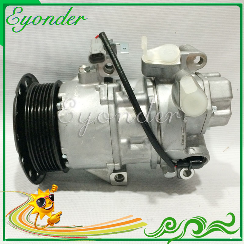 Auto Replacement Parts 5se09c Ac Compressor For Toyota Yaris 1.3 Auris Corolla Vitz For Toyota Yaris Compressor 447260-2331 Ge447260-2334 88310-0d070 Back To Search Resultsautomobiles & Motorcycles