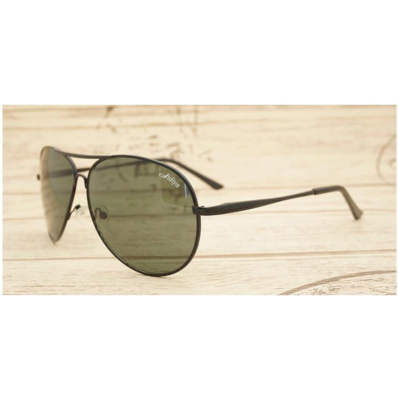 Aluminum Magnesium Brand Glass lenses Sunglasses Men New Design Fishing Driving Sun Glasses Eyewear Oculos Gafas De So 109-23
