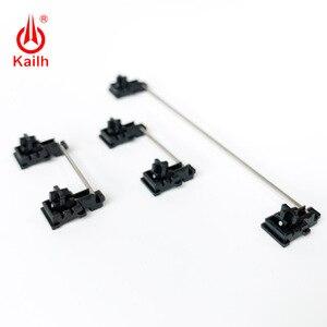 Image 5 - Kailh piastra montata stabilizzatori cassa nera per 1350 Cioccolato Interruttori Tastiere Meccaniche 2u 6.25u