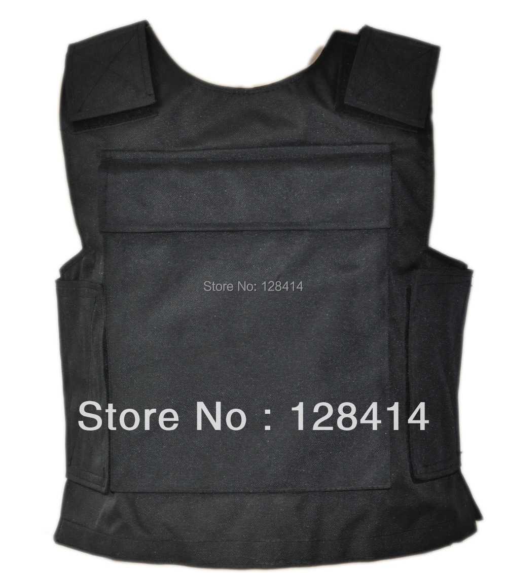 MILITECH NIJ Rated KR1 Stabproof Vest  Hard Panels Made Stab Proof Vest 24 Jouls Quality Puncture Proof Vest With Free Shipping!