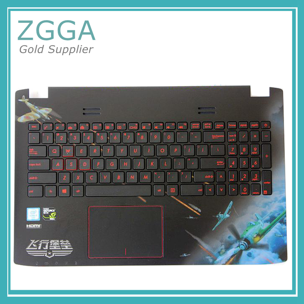 Asus ROG STRIX S5 S5VS S5VT S5VM GL502VS Laptop Palmrest Cover US Keyboard Case