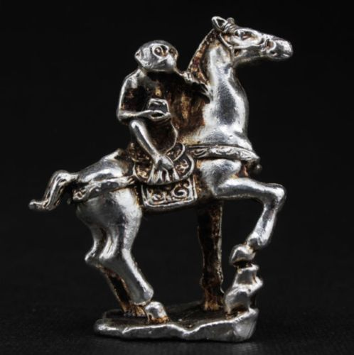 Cadeau de cavalier de cheval animal noir mignon de cheval PopSockets Support et Grip pour Smartphones et Tablettes