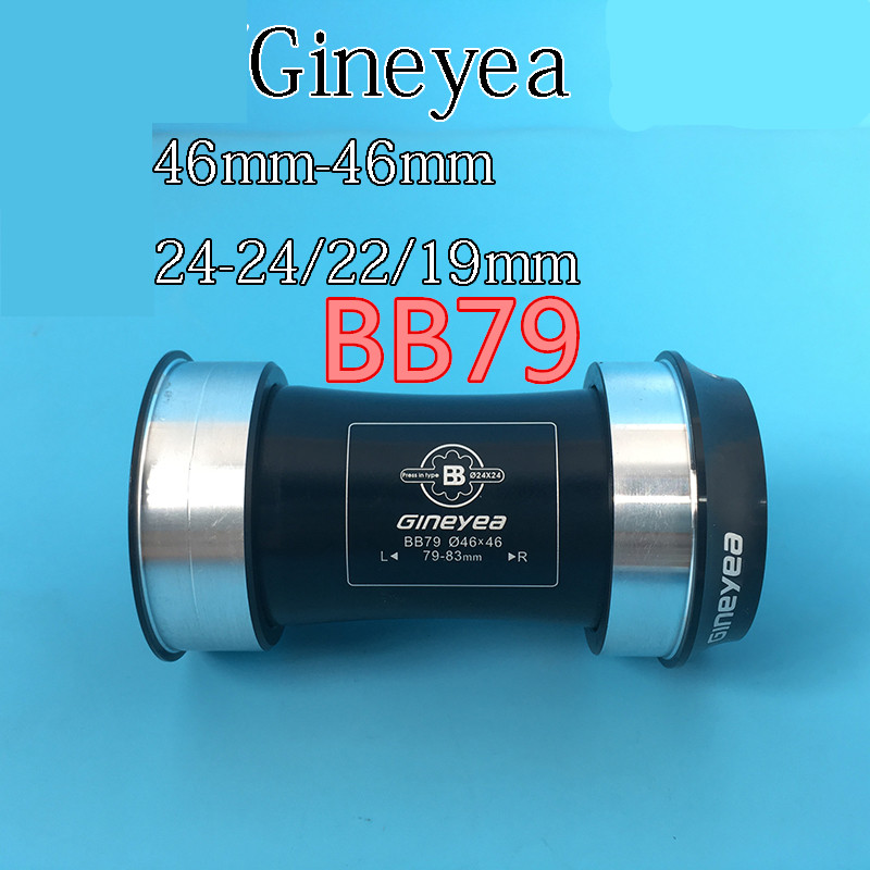 BB79 right 79 83mm sram 46 24mm22 pressure into the axis BBright Bicycle Bottom Brackets conversion shaft