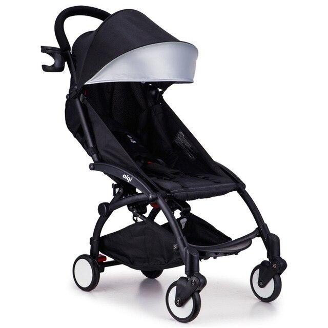 lightweight baby stroller small size folding pram sitting sleeping