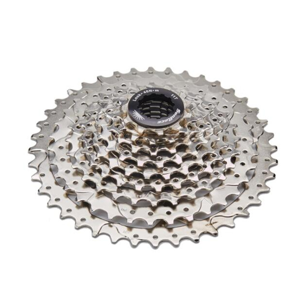 Sunrace 11-36T CSM98  wide ratio 9-speed Black Cassette Mountain Bicycle freewheel dynavox csm 112 silver