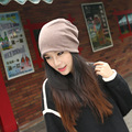 Winter Hats For Women Casual Hat Beanies Cap and Infinity Scarf Lady Fashion Cashmere Thicken Skullies&Beanies