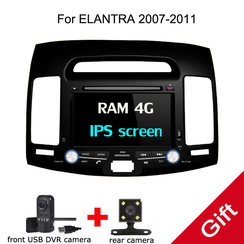Android 9.0 PX5 Octa Core For <font><b>HYUNDAI</b></font> <font><b>ELANTRA</b></font> 2007-2011Car <font><b>DVD</b></font> Multimedia <font><b>player</b></font> GPS Navigation Auto radio <font><b>dvd</b></font> <font><b>player</b></font> image