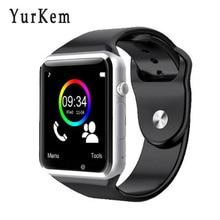 A1 Smart Watch Support SIM TF Card Whatsapp Relogio Smartwatch Men Camera Women Bluetooth connectivity Android PK dz 09 gt 08