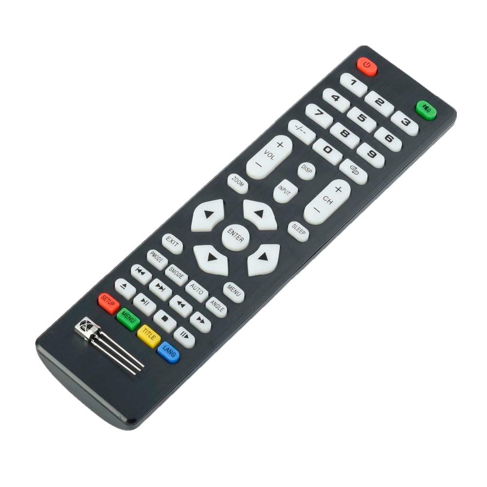 remote control with IR receiver for v59 v29 v56 8501 8503 DS.D3663LUA driver board