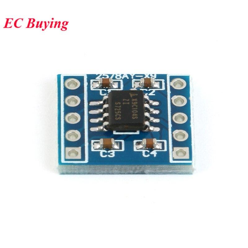 X9C104 Digital Potentiometer Module Programmable Resistors To Adjust Bridge Balance