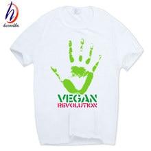 """Vegan Revolution"" Unisex T-shirt"