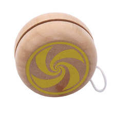 1 шт. новые профессиональные детские барабанные игрушки йойо деревянный материал йо-йо шары деревянные йо-йо игрушки подарки для детей