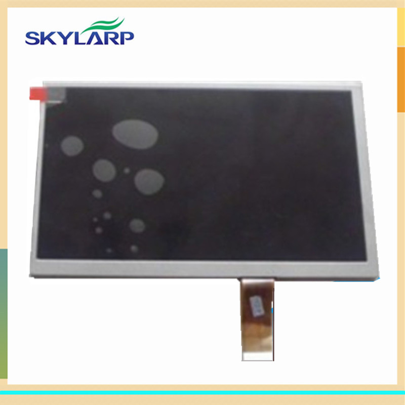 skylarpu 7 inch LCD screen for A070FW00 V4 for tablet PC display panel screen (without touch) rybinst 7 inch tablet pc touch screen external screen handwriting screen toptouch tpt 070 346 touch screen