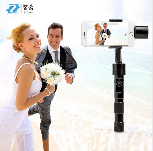 2016 Zhiyun Z1 New Smooth C Plus 3 Axis Stable Anti-seismic Handheld Gimble Smartphone Brushless Gimbal for smartphone hottest