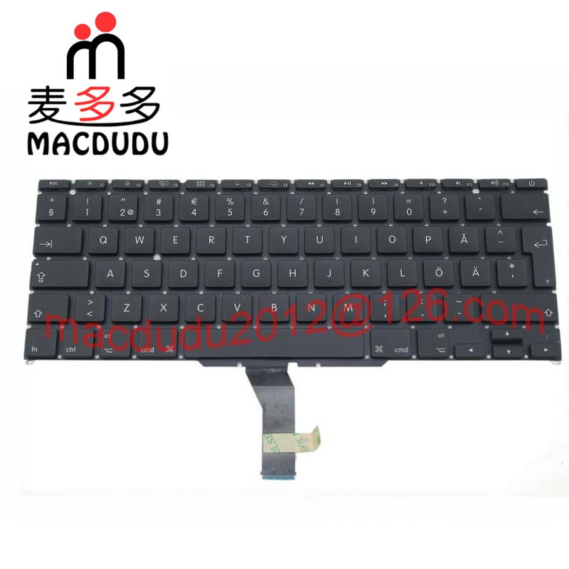 Dolphin.dyl Old Version TM Replacement Individual Key Keyboard for US Air A1369,A1466 Replacement Key Keyboard Right Command