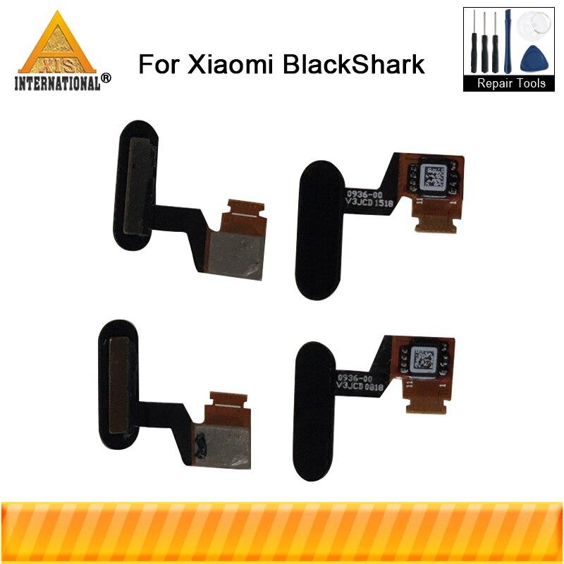 Original Axisinternational For Xiaomi BlackShark Black Shark SKR-A0 SKR-H0 Fingerprint Scanner Flex Cable Home Button Keys