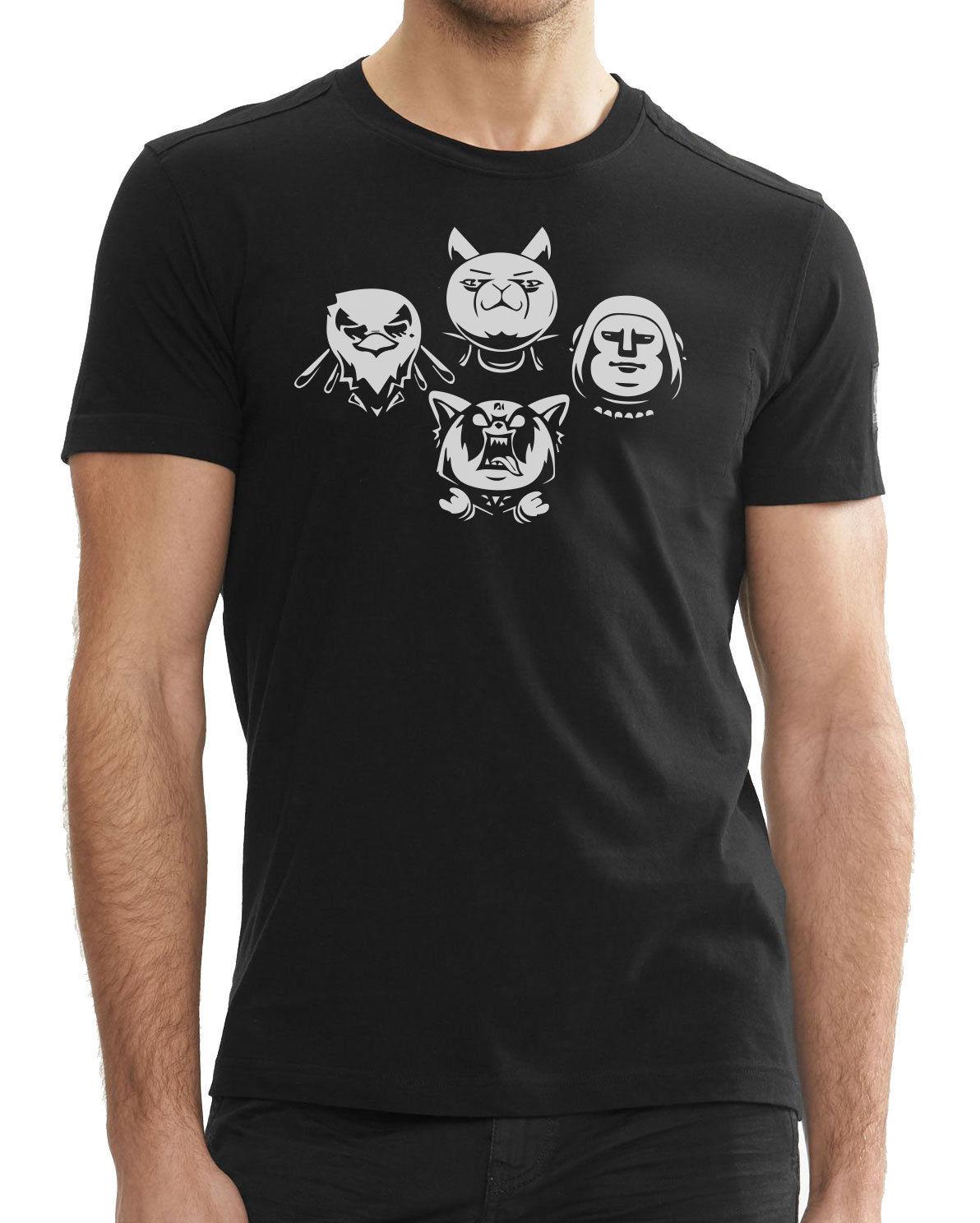 Aggretsuko Rhapsody T Shirt Design Your Own Shirt Red Panda Mens
