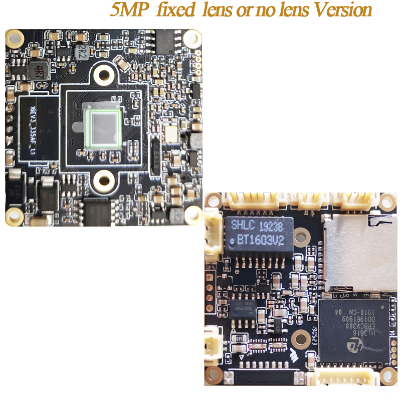 Image 4 - H.265 3MP/5MP Starlight Wireless Wifi IP PTZ Camera Module 2.7 13.5mm 5X Zoom Lens Onvif, TF Card , Audio DIY Your Own Video Cam-in Surveillance Cameras from Security & Protection