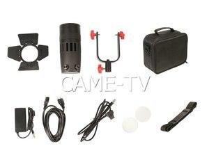 Image 5 - 1 Pc CAME TV Boltzen 30w Fresnel Fanless Fokussierbare LED Bi Farbe Mit Tasche Led video licht