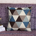 1 pc Simple Pillow Case 45cm*45cm Bed Decorative Throw Pillow Covers Room New Arrival