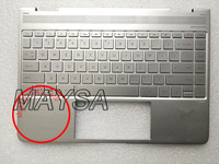 Laptop Palmrest Top Case Cover With US Layout Keyboard For HP 13 AC010TU 13 AC 13 W 907335 001 918027 001