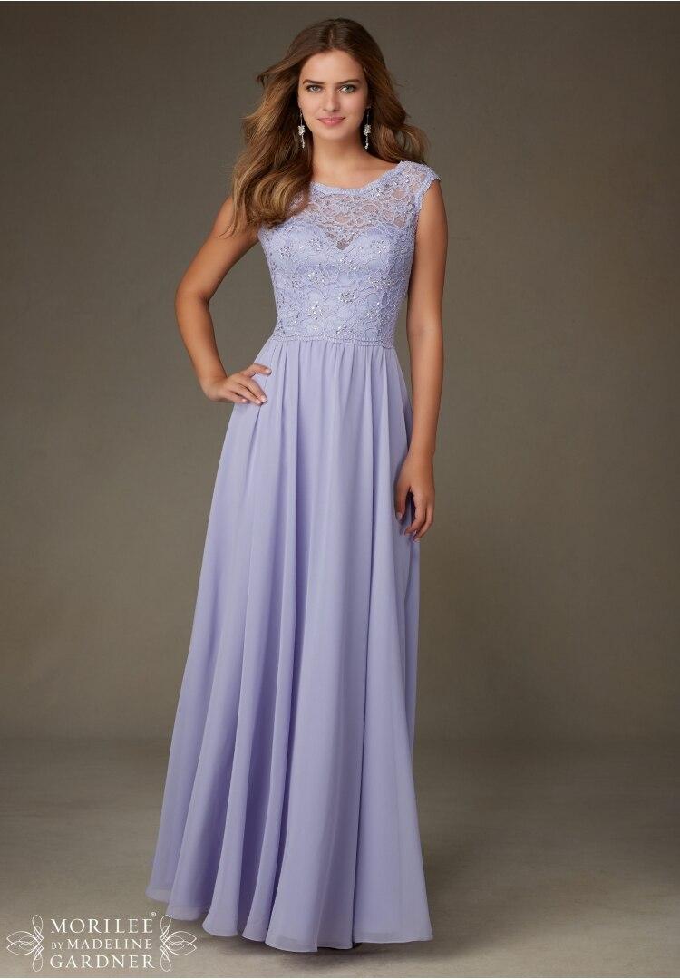 Light Purple Dresses For Weddings Raveitsafe