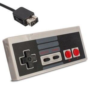 Image 3 - Para nintend nes edição clássica mini wii game console controlador gamepad joystick com 1.8m estender cabo presentes controlador wii