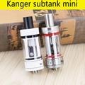 original kangertech subtank mini atomizer RBA RTA tank electronic cigarette vaporizer clearomizer Rebuildable OCC Coil 4.5ML