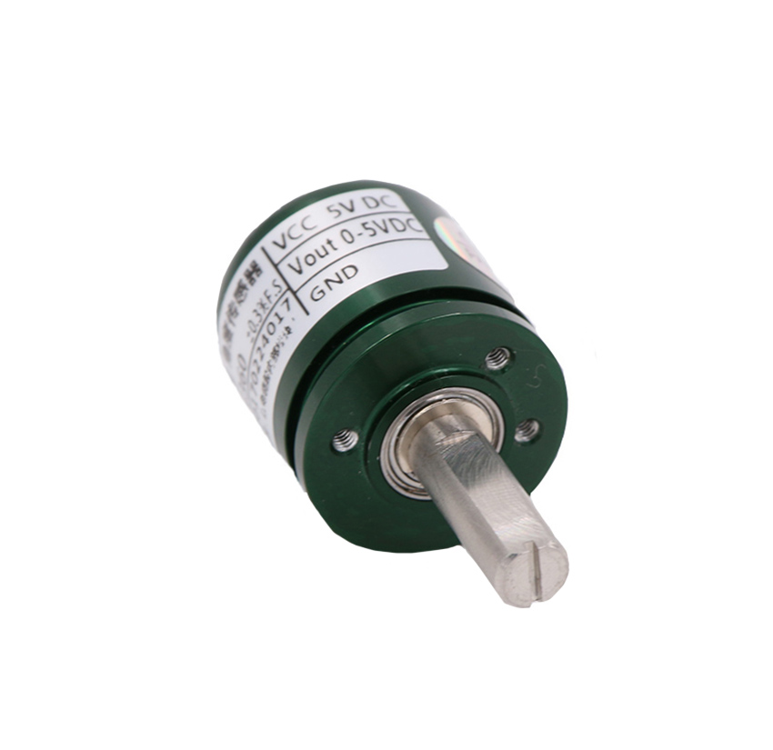 Image 2 - DC 5V Hall Angle Sensor Non contact Industrial 0 360 Degree Rotation Angular displacement Sensor-in Sensors from Electronic Components & Supplies